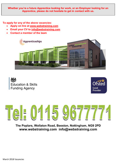 Vacancies Booklet