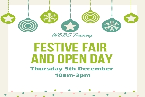 Festive Fair and Open Day