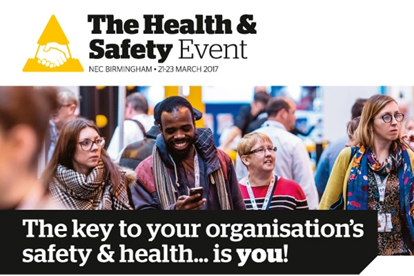 Reasons to attend The Health & Safety Event